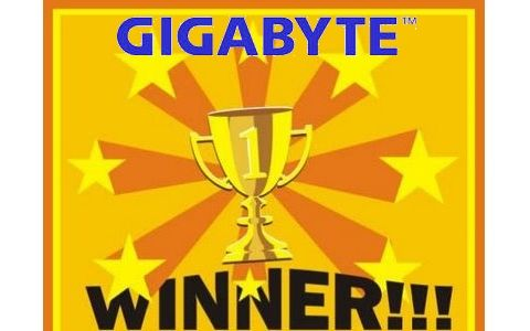 """Ganadores del concurso GIGABYTE """"Año de la serpiente"""" 29"""