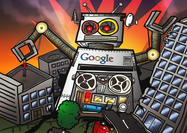 googlebot La tormenta Google Reader continúa