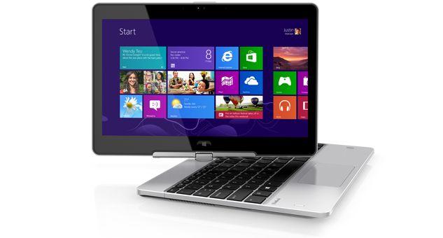 HP EliteBook Revolve: vistazo 360º del ultrabook con alma de tablet