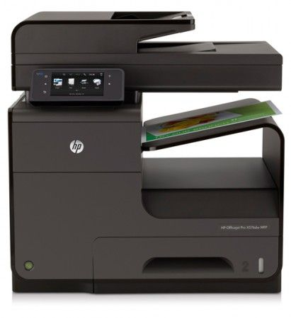 hp officejet pro x576dw multifunction printer front 411x450 HP Officejet Pro X576dw MFP
