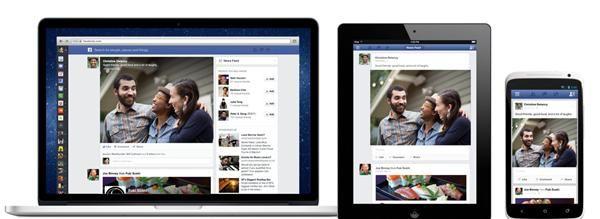 Facebook integrará nuevo diseño, pruébalo ya