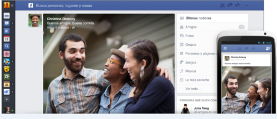 Facebook integrará nuevo diseño, pruébalo ya 32