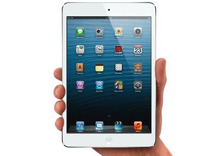 La llegada de iPad mini 2 tirará los precios de los tablets