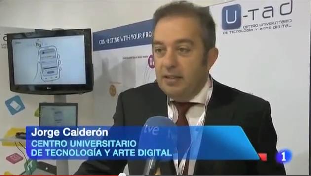 U-tad en el Mobile World Congress de Barcelona 29