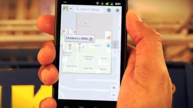 Llegan los mapas de interiores en Google Maps a España 27