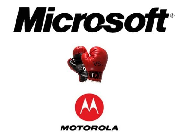 Motorola vs Microsoft
