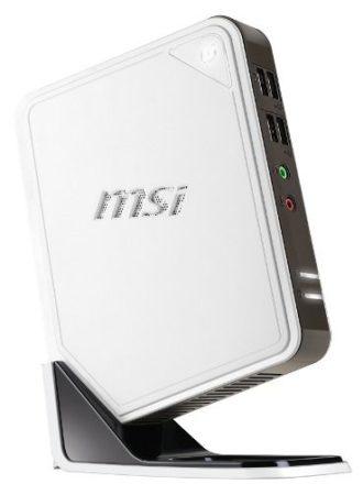MSI acaba de lanzar Wind Box DC110 con un consumo de sólo 40W