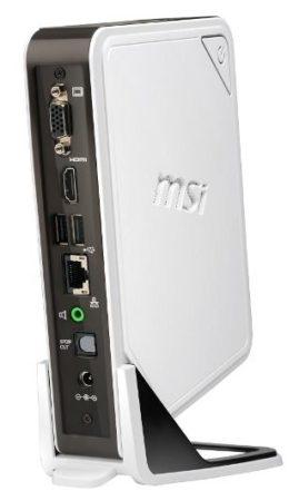 MSI acaba de lanzar Wind Box DC110 con un consumo de sólo 40W 32