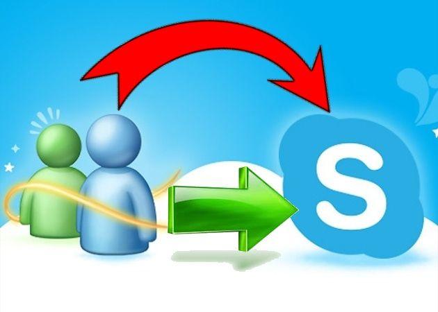 Pasa de Messenger a Skype sin morir en el intento 27