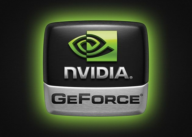 Logo Geforce NVIDIA