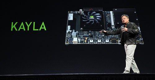 Logan y Parker los futuros chips Tegra de NVIDIA 31