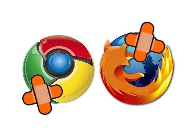 Parchean las vulnerabilidades Pwn2Own de Firefox y Chrome 32