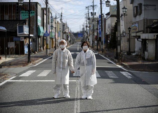 Terremoto Japón 1