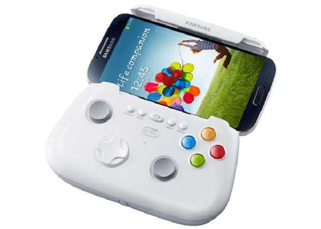 samsung prototype wireless game pad Convierte tu Galaxy S4 en una consola portátil