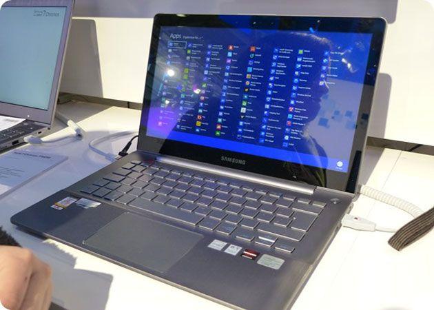 Samsung serie 7 Ultrabook, repaso en vídeo