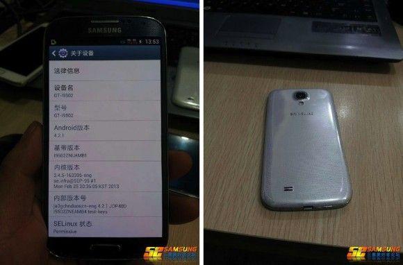 ¿Qué sabemos de Samsung Galaxy SIV? 30