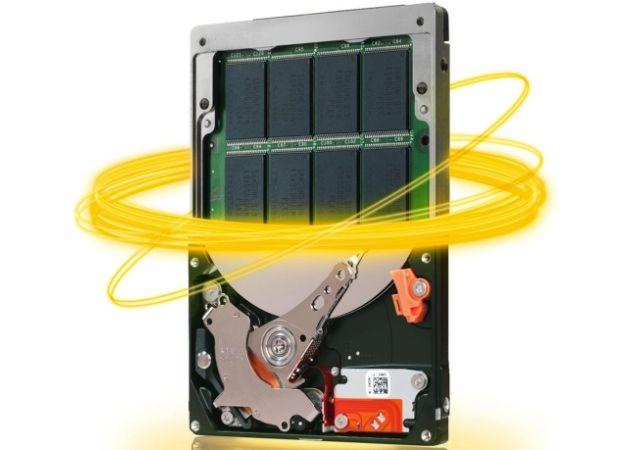Nuevos discos duros híbridos SSHD de Seagate