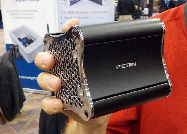 Comienza la era de las 'Steam Box' con Xi3 Piston 32