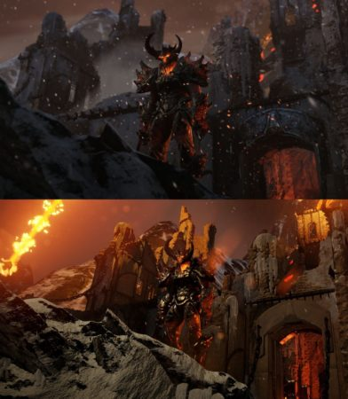 PC vs PS4 Elemental