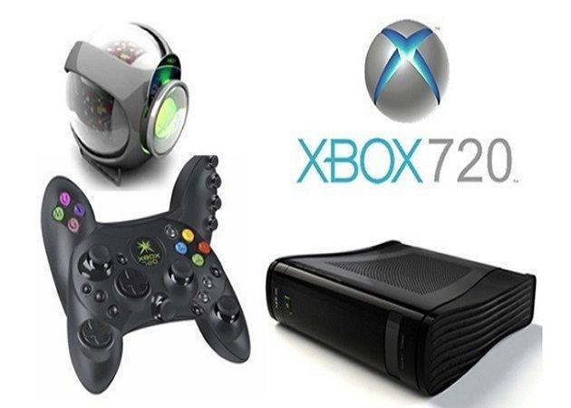 Renders Xbox 720