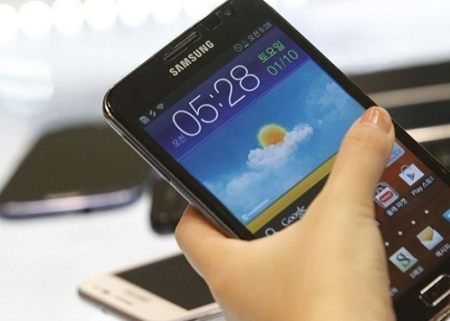 1 Samsung Phablet
