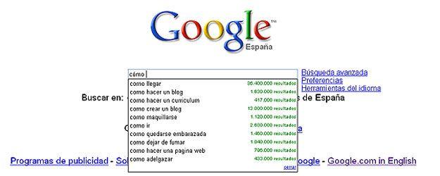 img1 Google autocompletar