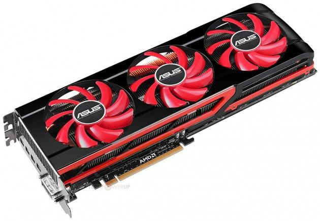 HD 7990 ASUS