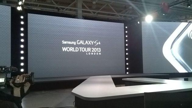 Presentación Samsung Galaxy S4, Londres 2013, en directo 29