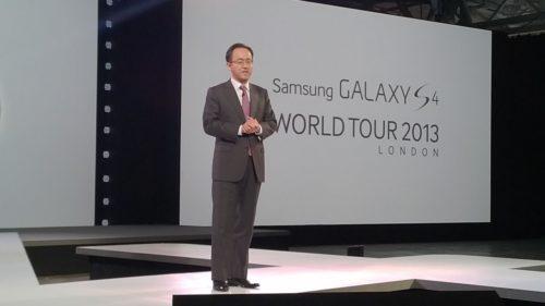 Presentación Samsung Galaxy S4, Londres 2013, en directo 31