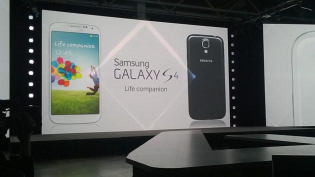 Presentación Samsung Galaxy S4, Londres 2013, en directo 33