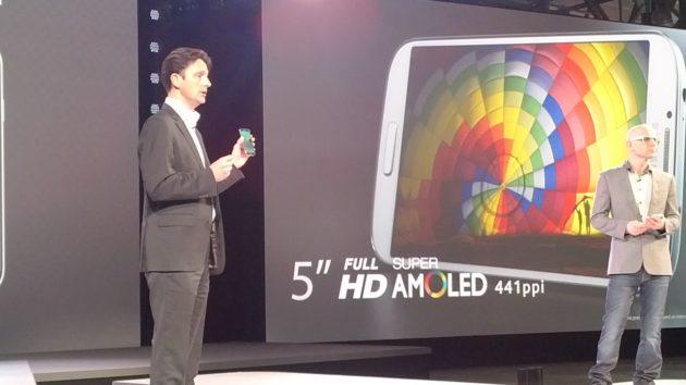 Presentación Samsung Galaxy S4, Londres 2013, en directo 34