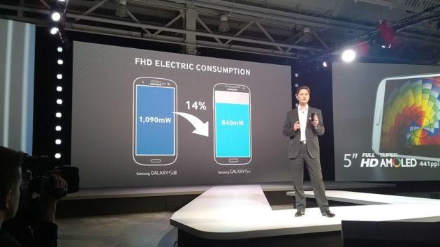 Presentación Samsung Galaxy S4, Londres 2013, en directo 35