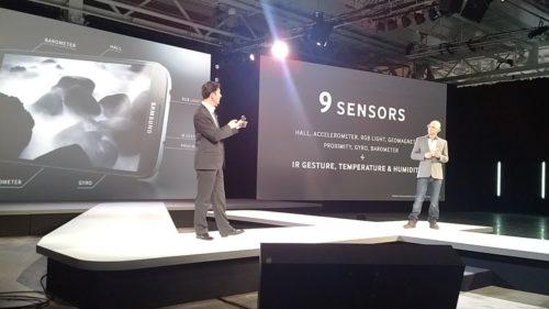 Presentación Samsung Galaxy S4, Londres 2013, en directo 36