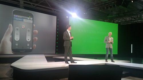 Presentación Samsung Galaxy S4, Londres 2013, en directo 42