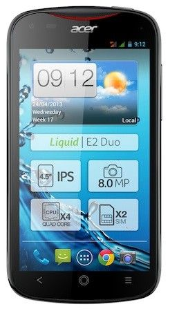 2 Acer Liquid E2