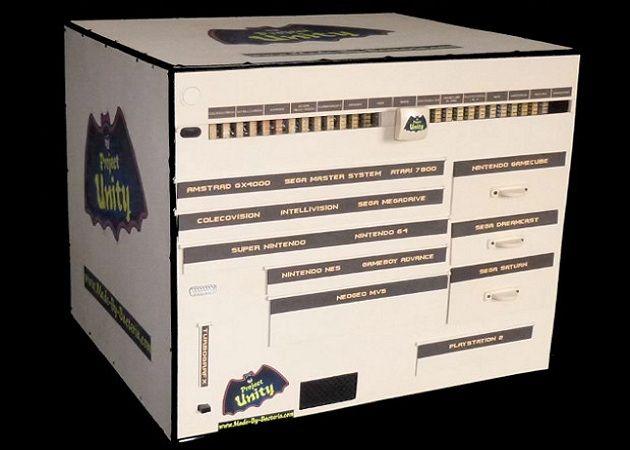 Project Unity terminado: integra 15 consolas en una