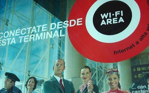 15 minutos de Wi-Fi gratis en 28 aeropuertos españoles, menos es nada 31