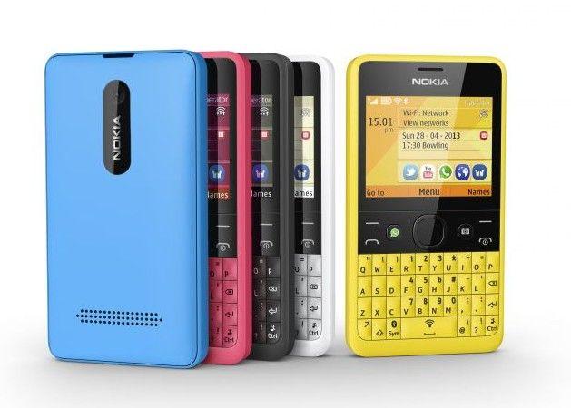 Nokia Asha 210, móvil con botón WhatsApp/Facebook 30