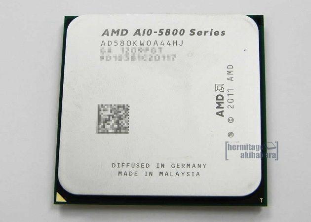 A10 5800K 1 AMD