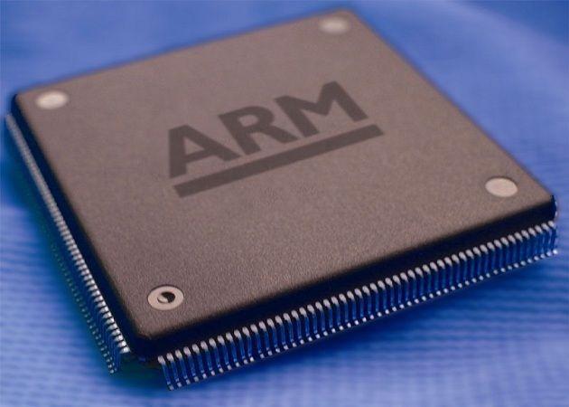 ARM 1 CPU