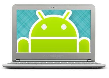 Androidbook, los futuros portátiles de Google