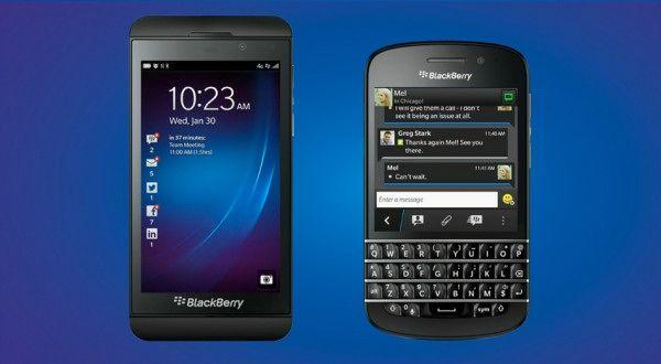 Primera actualización de BlackBerry OS, llega BlackBerry OS 10.1