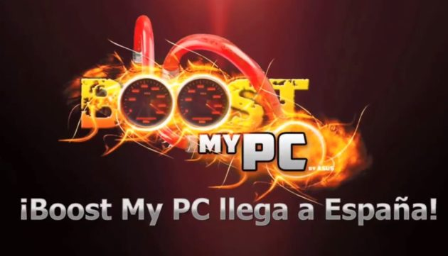 Boost My PC: Consigue un PC a la última con ASUS