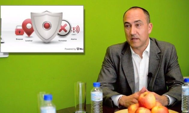 Vodafone Protect: Francisco Sancho