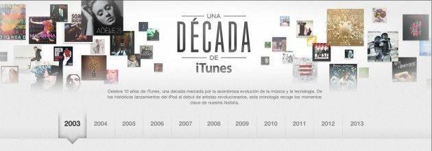 Década iTunes