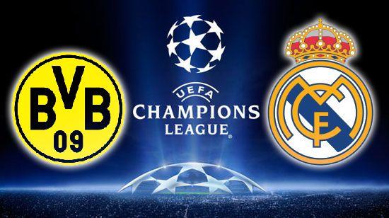 Borussia Dortmund vs Real Madrid en directo vía streaming video 27
