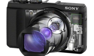 Sony HX50V, nueva compacta 20,4 Mpx superzoom 30x 33