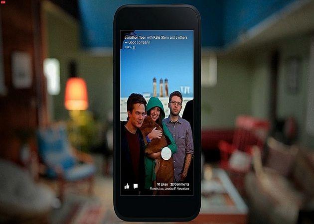 Filtación permite probar Facebook Home en smartphones Android