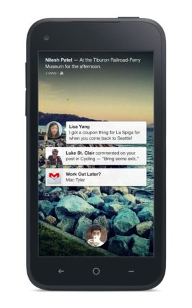Llega HTC First y Facebook Home, interfaz Facebook para Android 30