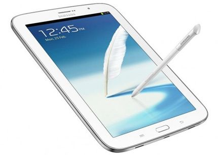 Samsung GALAXY Note 8.0 llega al mercado europeo: 399€ 30